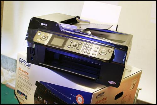 New Printer :-)
