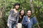 Masako, Ayako, Takashi