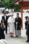 wedding at Kirishima Jin Guu 2