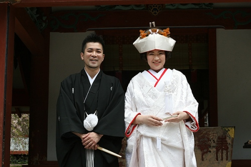 Wedding at Kirishima Jin Guu 3