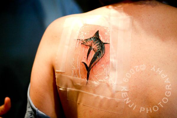 Tattoo | Moshi Moshi Kenji